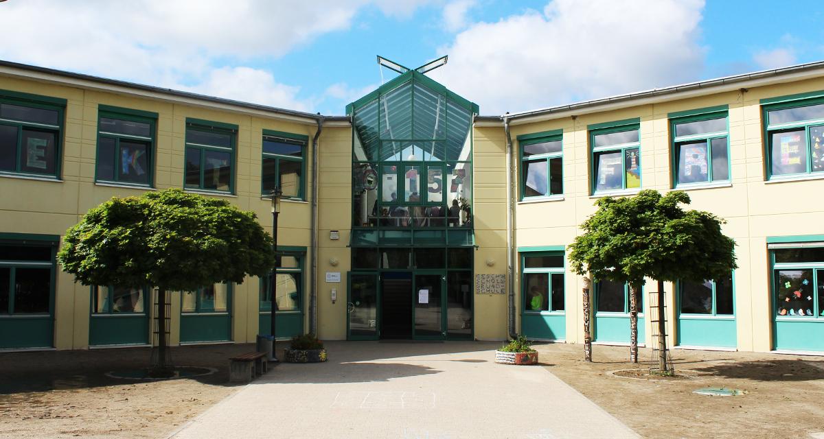 Wir sind Deine neue Schule